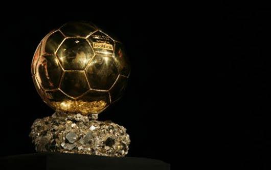 Jugadores con más Balones de Oro